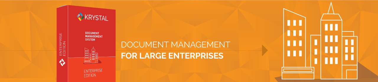 Enterprise Edition Document Management for Large Enterprises