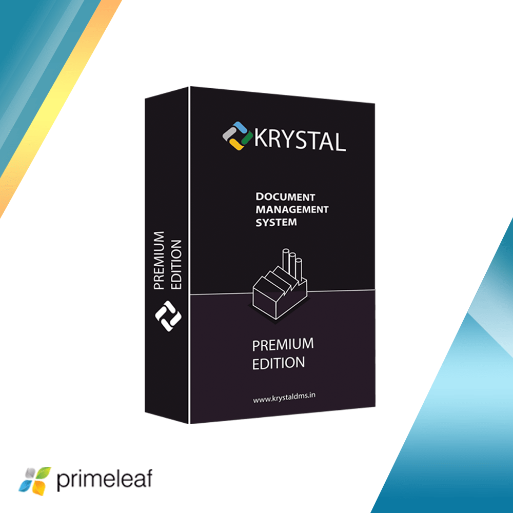 KRYSTAL DMS - Premium Edition